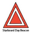 Starboard Day Beacon